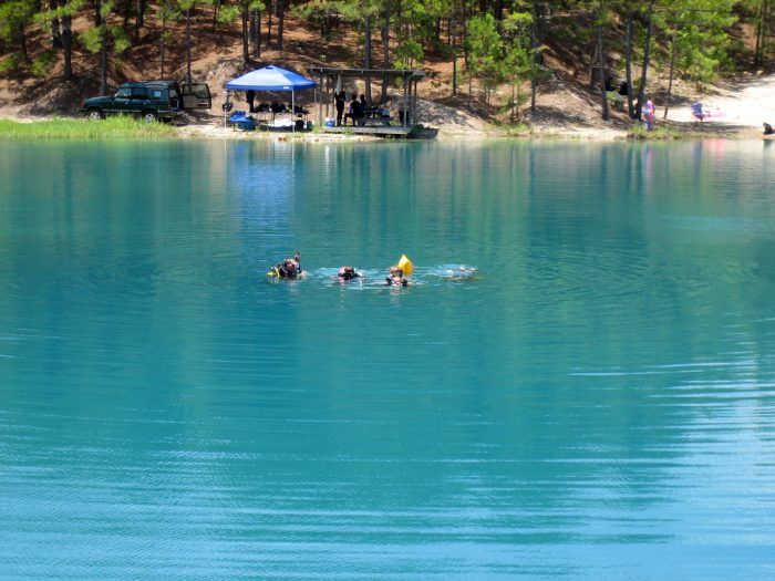 If You Didn't Know About These 10 Swimming Holes In Texas, They're A Must Visit