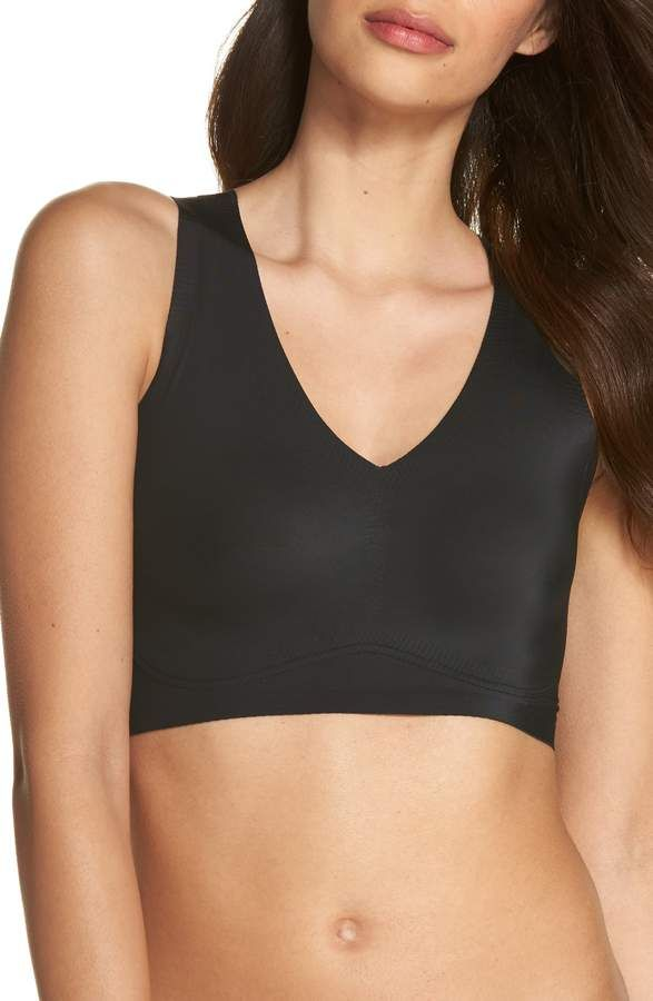 True & Co. True Body Lift V-Neck Racerback Bra