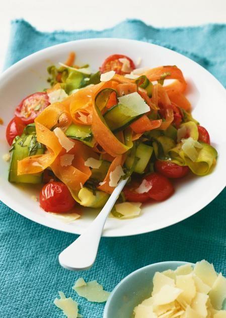 Gemüsenudeln Rezept - [ESSEN UND TRINKEN]