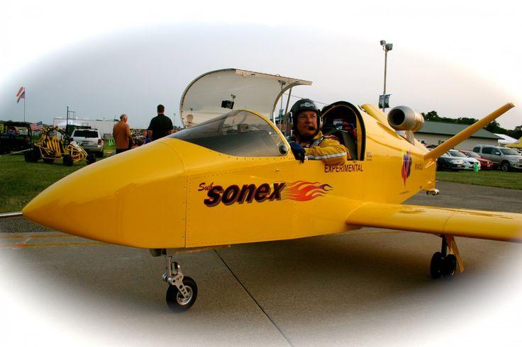 flygcforum.com ✈ SONEX AIRCRAFT ✈ SubSonex Personal Jet model JSX-2 ✈