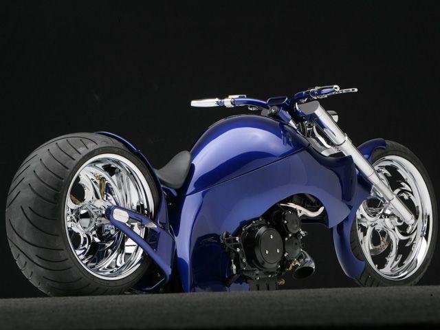 Unorthodox concept bike from Ransom Motorsports                                                                                                                                                                                 Plus