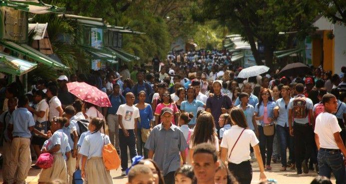 Posponen Feria Internacional Del Libro De Santo Domingo Para Septiembre