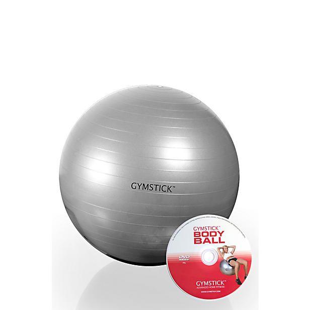 Gymstick fitnessbal (55 cm) + workout DVD? Bestel nu bij wehkamp.nl