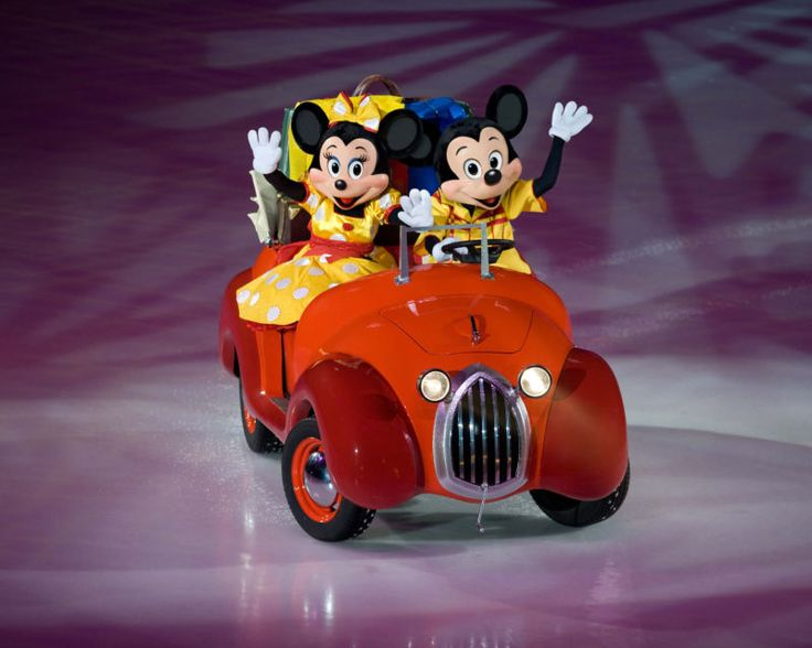 WIN: 4 x Tickets to Disney On Ice (JHB & CT!)