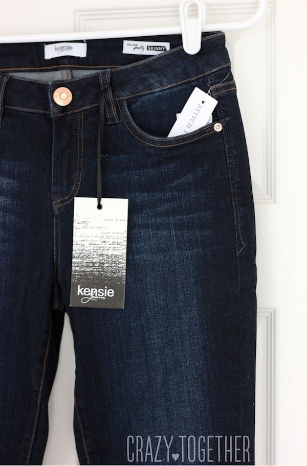 Sophie Skinny Jeans from Kensie, already have a darker wash of these that I love, would love this color too