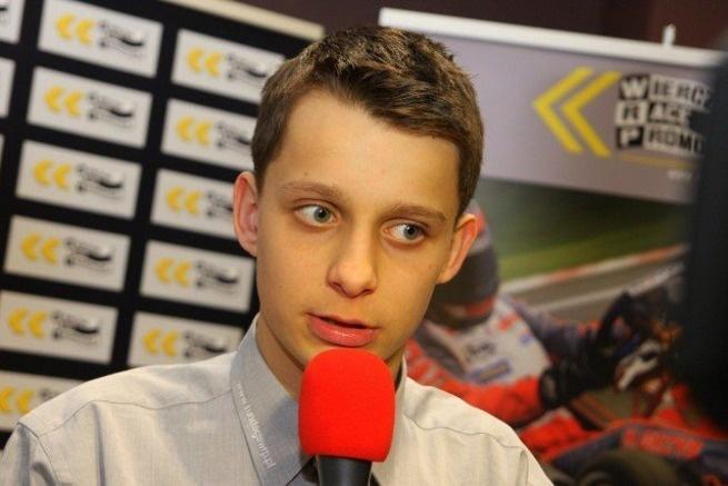Interview with Michał Grzyb http://www.sport4fans.pl/inne/387/wywiad-z-michalem-grzybem.html