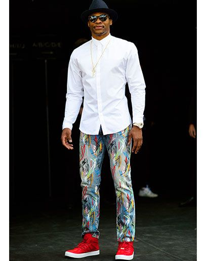 36 best Russell Westbrook STYLE images on Pinterest ...