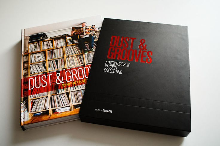 The Dust & Grooves book is now available for online orders!