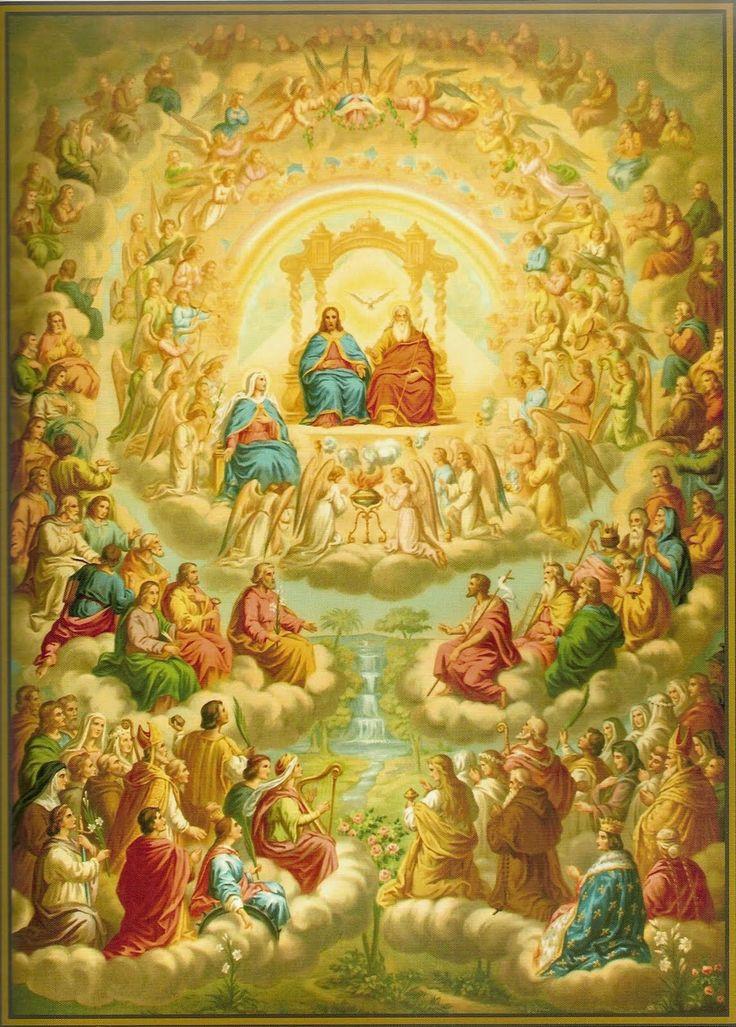 Рай фото картинки православные
