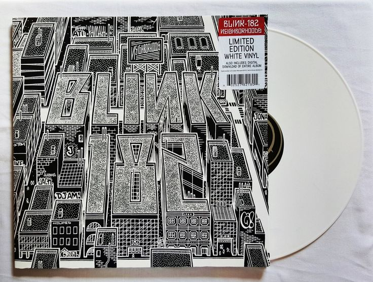 #blink182 - #Neighborhoods