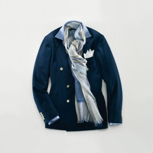 Double Breasted sport coat - Loro Piana.