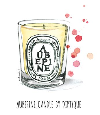 17 Best images about Candles illustrations on Pinterest