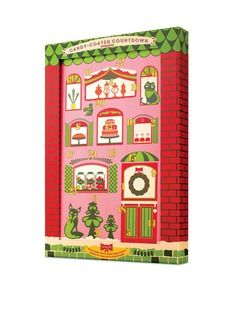 BENEFIT COSMETICSCandy-coated Countdown Advent Calender