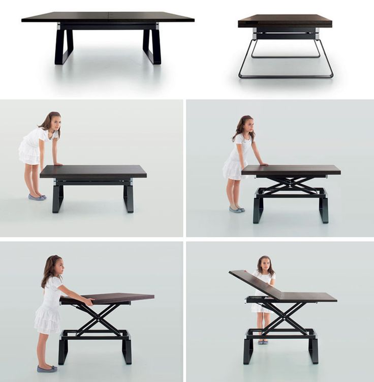 coffee to dining table solutions available for the us market convertible coffee