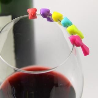 Buy 'Gift Concepts – Set of 6: Bird Wine Glass Markers' with Free International Shipping at YesStyle.com. Browse and shop for thousands of Asian fashion items from Hong Kong and more!