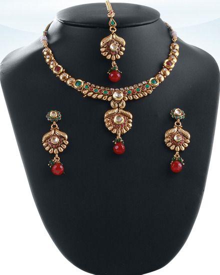Modern Indian Wedding Jewellery: 60 Best Indian Wedding Bridal Jewelry Images On Pinterest