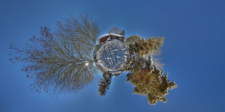 Cool Photo Effects - Snowball (Stereographic) By Evan Sharboneau  Download Trick Photography & Special Effects e-Book http://evan-sharboneau-trick-photography.blogspot.com/