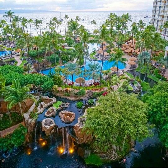 Inclusive Vacations Hawaii: 25+ Best Ideas About Maui Resorts On Pinterest