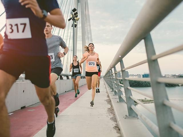 8 Mistakes People Make Training For A Half Marathon