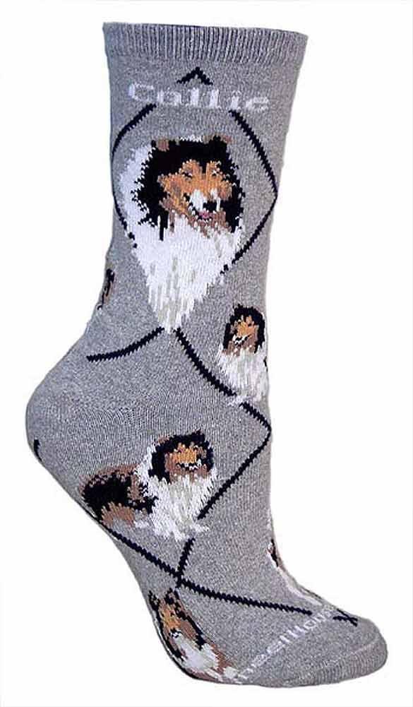 Collie Socks