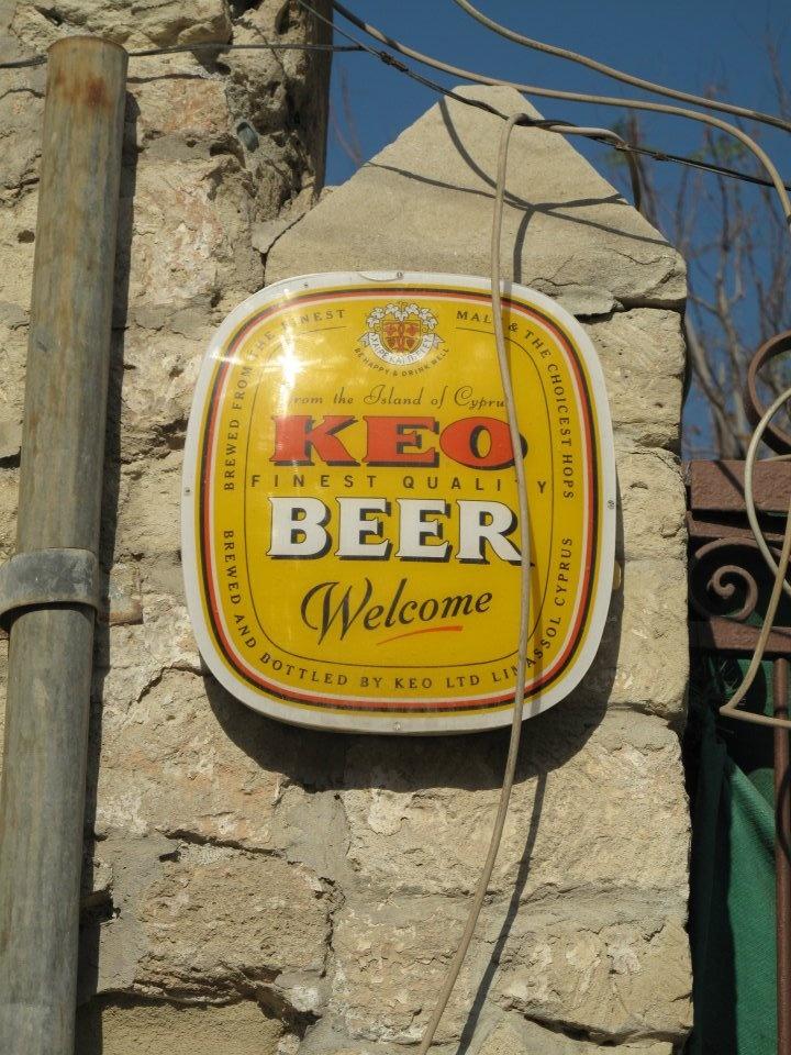 Limasol, Cyprus drank plenty of this!