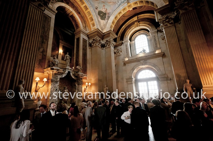 Amazing wedding reception venue - Castle Howard's Great Hall