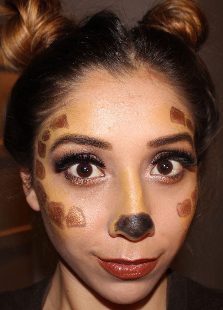 Makeup Tutorials For Foundation: Best 20+ Giraffe Costume Ideas On Pinterest