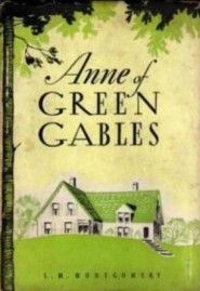 Anne of Green Gables Cover 1945-LMM tried one more time to publish her book