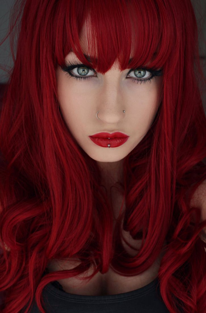 My Love Of Longhair Red Hair Model Shades Of Red Hair Red Hair Color