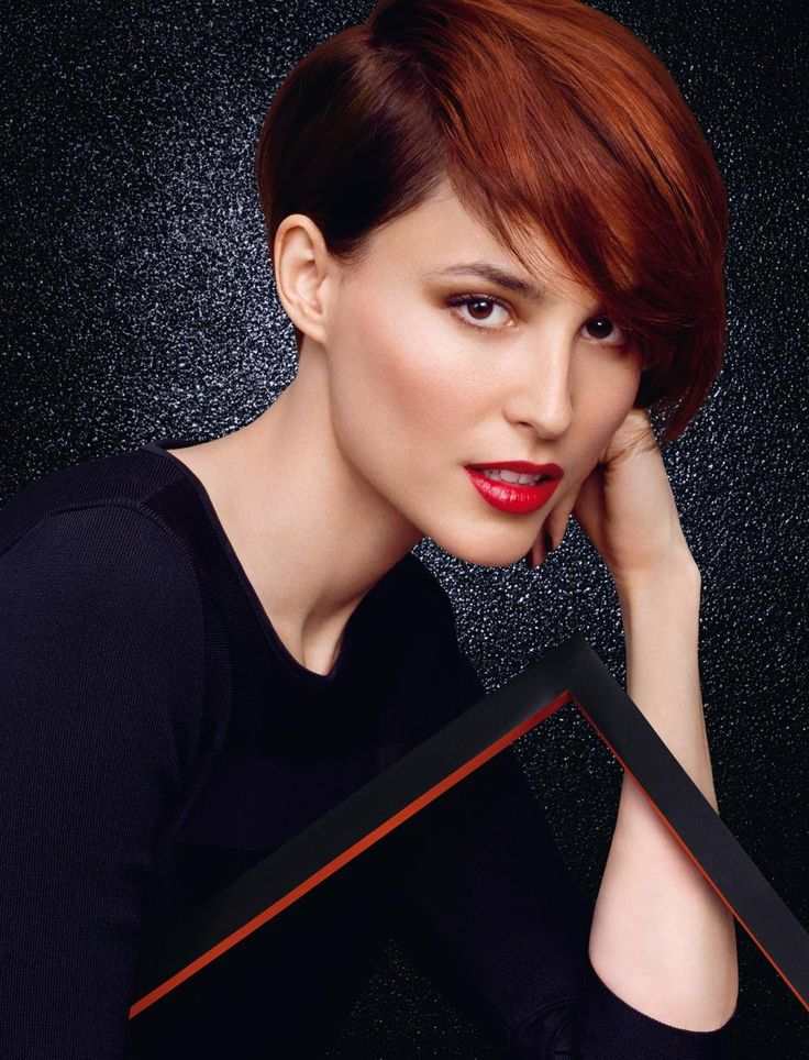 L'Oréal Professionnel's F/W 2015 It Girls | Modern Salon