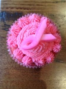 Pink Velvet Cupcake from Clarissa's Kitchen #SHFH12