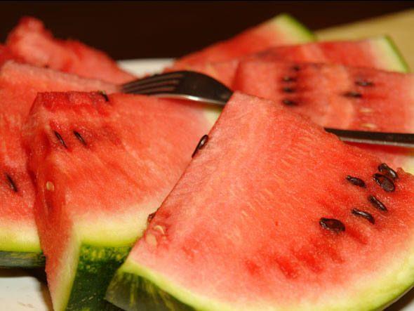 Comer melancia é uma boa opção para quem deseja ganhar massa muscular por ter vitaminas, sais minera... - Aneta Blaszczyk / Stock Xchng