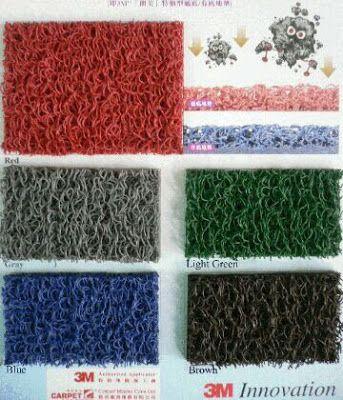 jual karpet nomad 3M 089604376367: 3M NOMAD MATTING 7150