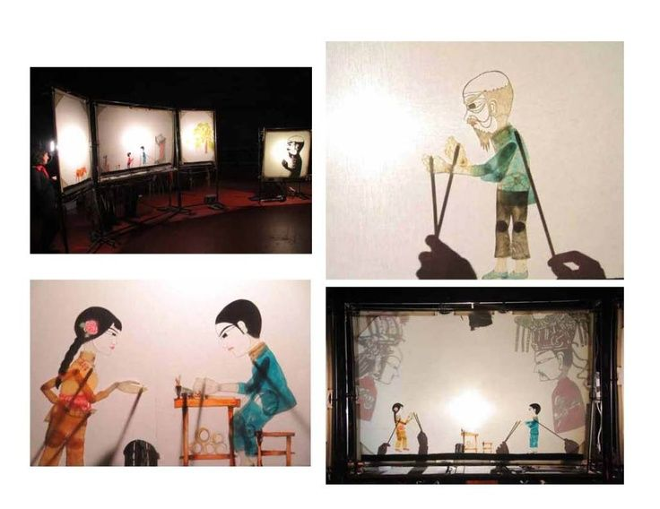 Championing Chinese Shadow Puppetry - Annie Rollins