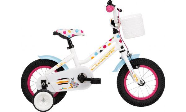 Köp Crescent Snotra (Vit) - fri frakt hos Cykelkraft
