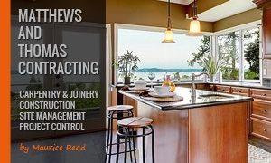 Matthews & Thomas Contracting | #buildingcontractors #southhams #devon