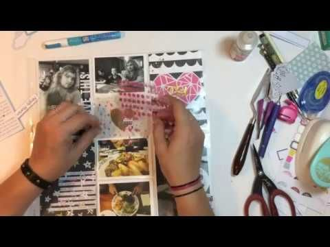 Process Video - Project Life with Deb