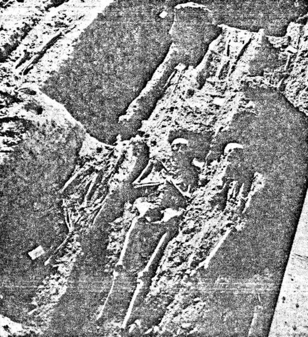 Kirche Worb - Restaurierung - Grabplatten