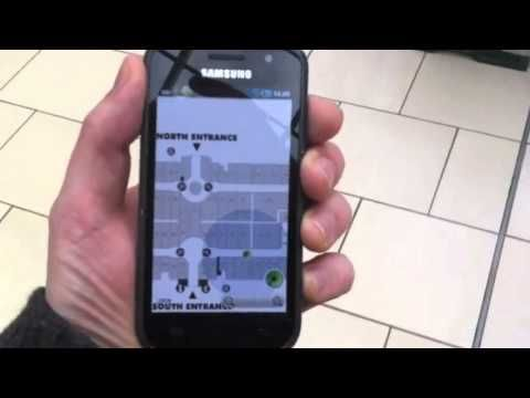 best indoor positioning system for sale - YouTube