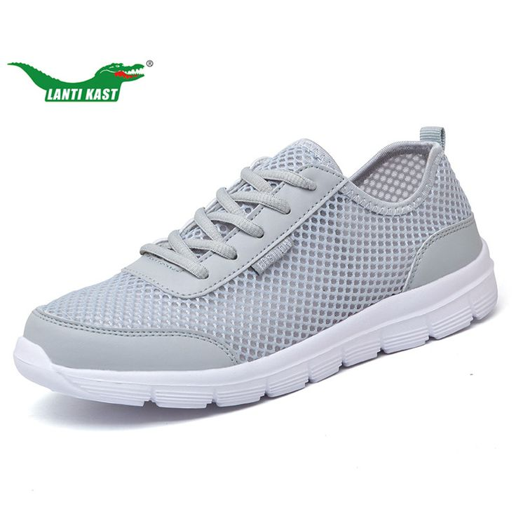 outlet prices New Summer Breathable Mesh Sneakers Fleece Lightweight Couple Casual Shoes eastbay for sale WuzfA