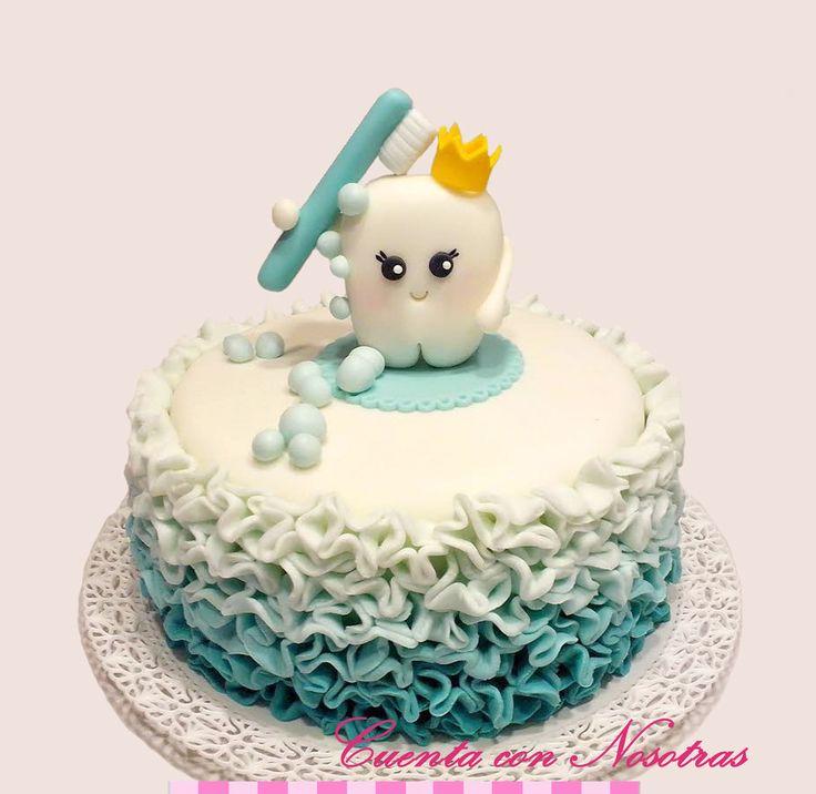 Torta Dentista Torta Diente Dentist Cake