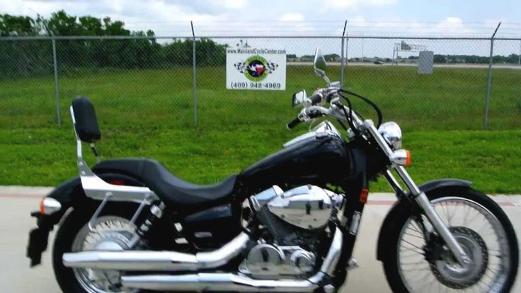 Most Up-to-date 2007 Honda Shadow Design and Style K43K -
