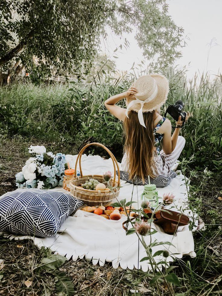 Фотосессия в стиле пикника реквизиты