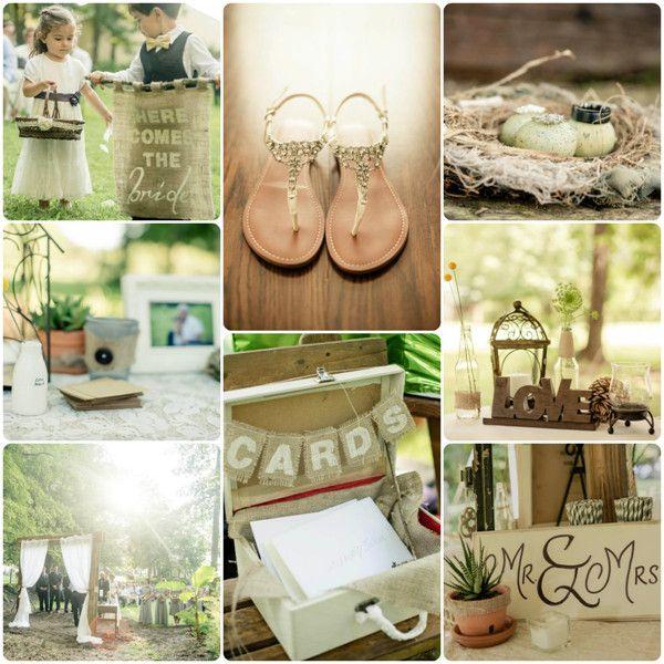 rustic wedding diy ideas | Top 4 DIY Wedding Ideas and Wedding Invitations |