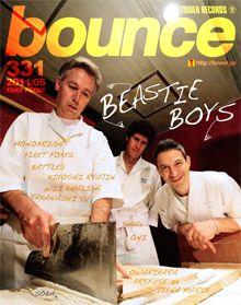 bounce 331号 - ビースティ・ボーイズ