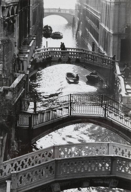 Venezia, 1960.by Gianni Berengo Gardin