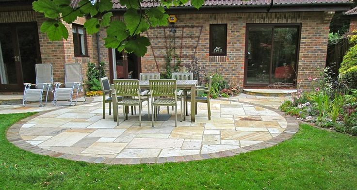 High Quality 25 Great Stone Patio Ideas For Your Home