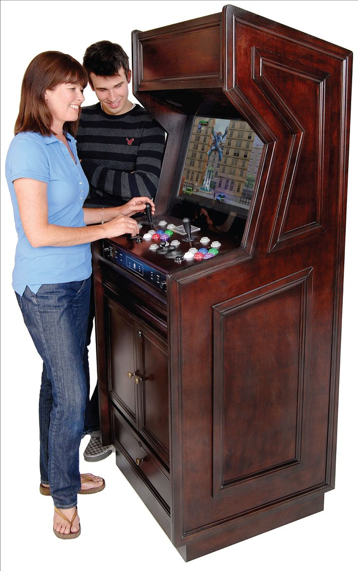 low cost arcade machines from yourarcadeathome.com