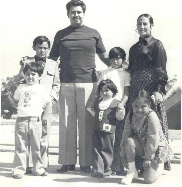 Hermosa familia