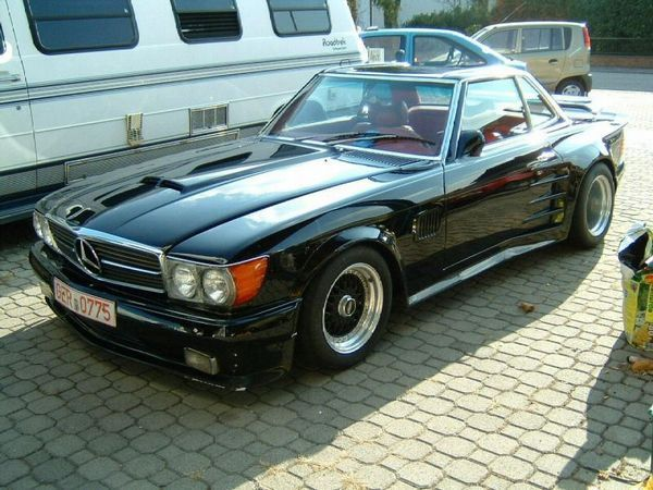 Mercedes SL Koenig